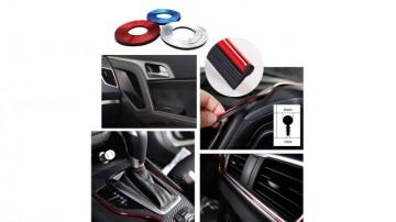 Imagens Friso para Interior BMW, Mercedes, Audi, Mini, Vw, Friso Decorativo para Interior