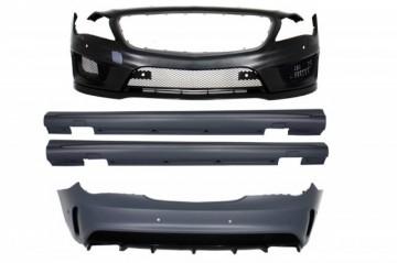 Imagens Kit CLA 45 AMG MERCEDES CLA W117 Shooting Brake Carrinha (2012- em diante)