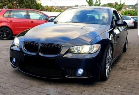 Imagens Parachoques Frente E92 E93 KIT M3 BMW Serie 3 E92 e E93 2005-2009