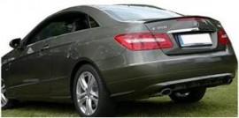 Imagens Aileron / Lip - MERCEDES - E (w207) Coupe e Cabrio