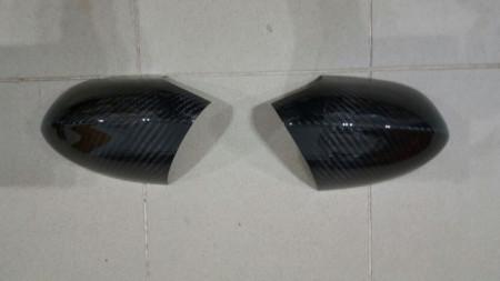 Imagens Capas de Espelho Bmw Serie 3 E92 M3 Carbono Real
