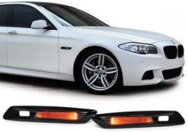 Imagens Conjunto Piscas Pretos BMW Serie 5 F10 F11 - Piscas Escurecidos LED