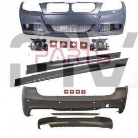 Imagens Kit M / Pack M - BMW - Serie 3 E91 (carrinha) LCI