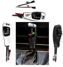 Imagens Manete Velocidades Caixa Automatica BMW Manete Automática Bmw Para Vários Modelos com Iluminação