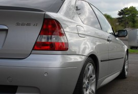 Imagens Aileron / Spoiler / Lip Bmw Serie 3 E46 compact