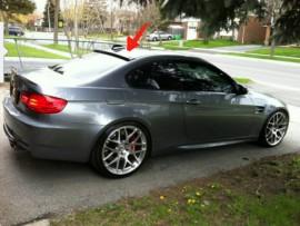 Imagens Aileron / Spoiler Tecto - BMW - Serie 3 E92
