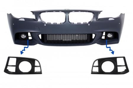 Imagens Conjunto Grelhas Faróis Nevoeiro - BMW - F10 F11 LCI