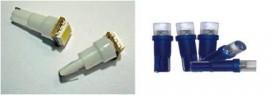Imagens Conjunto LED T5 - Brancos / Azuis / Halogeneo