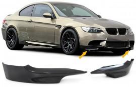 Imagens Conjunto Splitters - Lips Frontais BMW Serie 3 E92 / E93 (06-10) CARBONO REAL