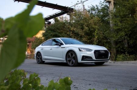 Imagens Embaladeiras Audi A5