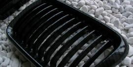 Imagens Grelhas Frontais Bmw Serie 3 - E36 - 2ª Fase - Pintura Carbono
