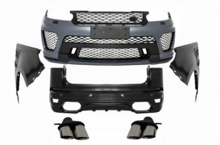 Imagens Kit Estético Range Rover Sport Svr Design (2013 - )