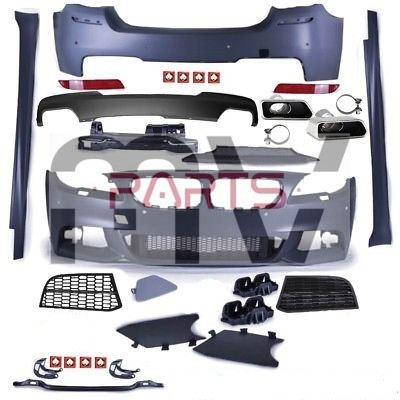 Imagens Kit M Bmw F11 550d Pack M BMW Serie 5 F11 550d (CARRINHA)