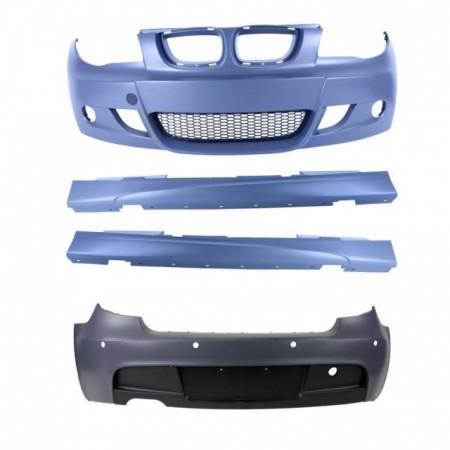 Imagens Kit M Bmw série 1 E81 3 portas Pack M BMW Serie 1 E81 (2005-2011) 3 portas
