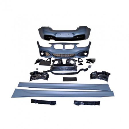 Imagens Kit M Bmw Serie 1 F21 Lci Pack M BMW Serie 1 F21 Facelift Kit M (2014- em diante)