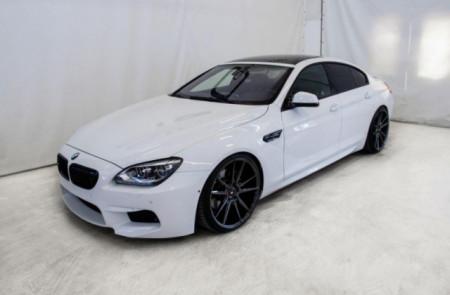 Imagens Kit M M6 Bmw Serie 6 F12 F13 Parachoques Frontal + Guarda-lamas BMW 6 Series F06 F12 F13 Look M6 Performance