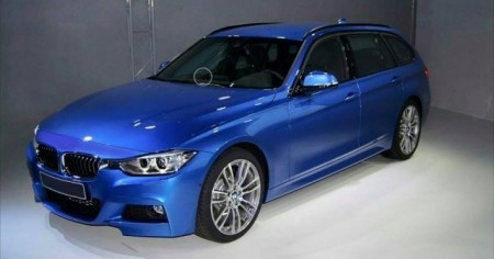 Imagens Kit M / Pack M BMW - Serie 3 F31 Carrinha