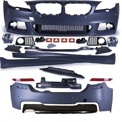 Imagens Kit M / Pack M BMW - Serie 5 F10