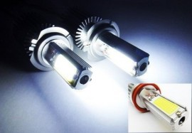 Imagens KIT Xenon em LED - lampadas H4