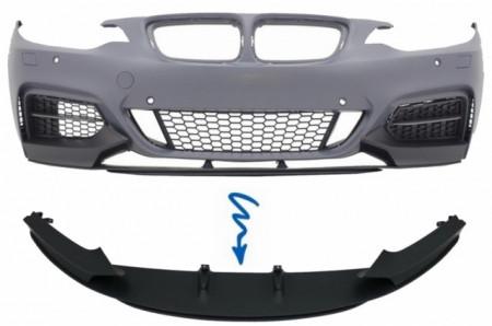 Imagens Lip Frontal Bmw Serie 2 F22 F23 Performance Spoiler Frontal Bmw Serie 2 F22 F23 Performance