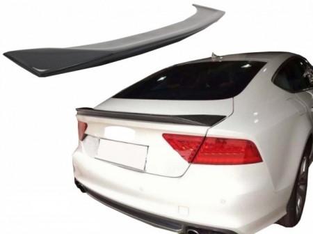 Imagens Aileron Audi A7 Lip A7 Spoiler AUDI A7 4G8 S7 RS7 Carbono (2011-2017)