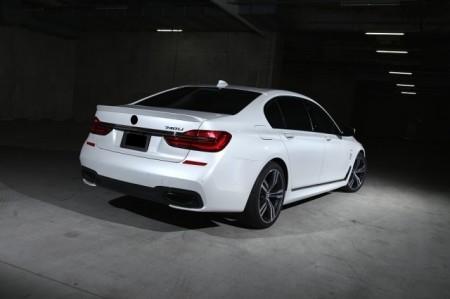 Imagens Aileron Lip BMW Serie 7 G11 M (2015 - em diante)