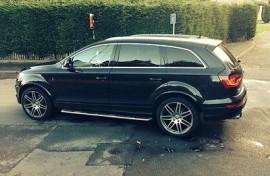 Imagens Alargadores / Extensores de cavas de roda Audi Q7