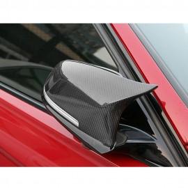 Imagens Capas de Espelho BMW Para Serie 1 , 2 , 3 , 4 Capas Espelhos Bmw F20 F21 F22 F30 F31 F32 F33 F36 Carbono Real