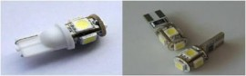 Imagens Conjunto LED Minimos T10 - com ou sem Canbus (escolha pf)