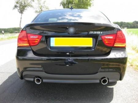 Imagens Difusor Traseiro BMW Para Serie 3 E90 E91 (carro ou carrinha ) Tipo 335i