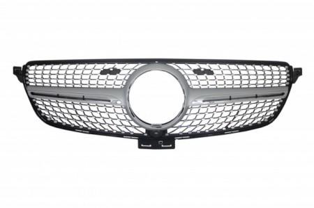 Imagens Grelha frontal MERCEDES GLE Coupe C292 2015+ Diamond
