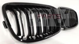 Imagens Grelhas Frontais Bmw Serie 1 - F20 F21 - Tipo M1- Duplas
