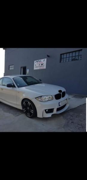 Imagens Kit 1M E81 E87 Parachoques 1M M1 BMW Serie 1 E81 / E87 1M