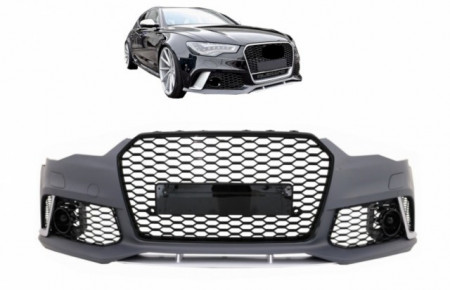 Imagens Kit Audi A6 Look Rs6 - Audi A6 Rs6 ( 2011 - 2015)