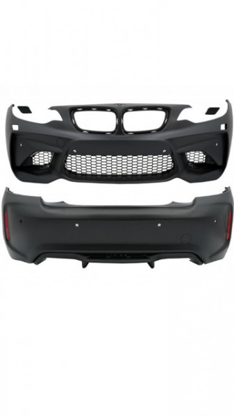 Imagens Kit Look M2 Bmw Serie 2 F22 F23 Pack M2 Bmw Serie 2 Look M2 F22 F23