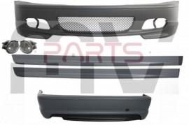 Imagens Kit M Bmw E46 cabrio ou coupe Pack M BMW Serie 3 E46 Cabrio ou Coupe