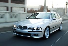 Imagens Kit M / Pack M BMW Serie 5 E39 Touring (Carrinha)