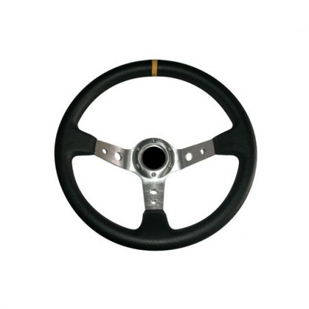 Imagens Volante Desportivo Rally Tipo OMP Amarelo