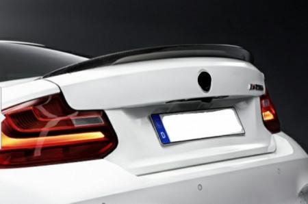 Imagens Aileron / spoiler / Lip Bmw Serie 2 F22 F23