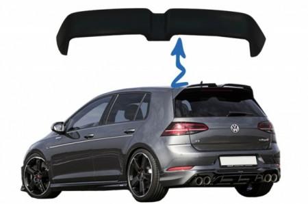 Imagens Aileron Volkswagen Golf 7 VII Look GTI Spoiler Lip Golf 7 VII Look GTI