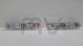 Imagens Conjunto Piscas Laterais BMW E46 Sedan ou Touring 98-01 - Cristal ou Preto