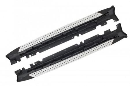 Imagens Estribos BMW X5 E70 Degraus em Aluminio BMW X5 E70 EMBALADEIRAS X5 E70