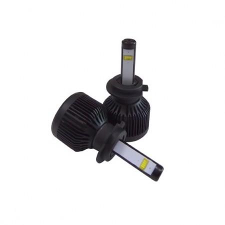 Imagens KIT Xenon em LED - lampadas H7
