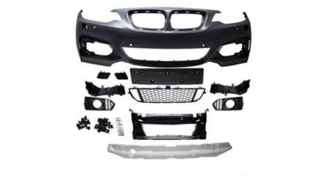 Imagens Parachoques Frontal Bmw Serie 2 F22 F23 M Look PERFORMANCE