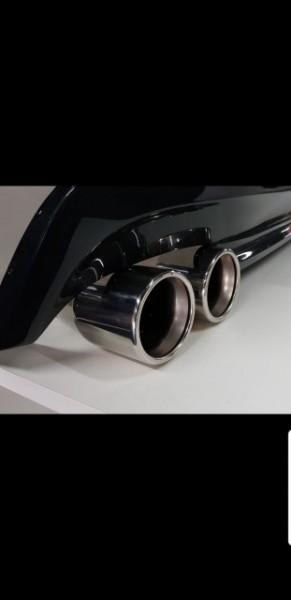 Imagens Ponteira Escape tipo M BMW Duplas
