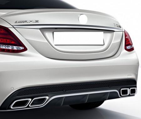 Imagens Ponteiras de escape Mercedes Amg - MERCEDES SL r231 S Coupe C217 S W222 CLS W218 E W212 C W205
