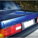 Aileron / Lip - BMW - E 30