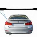 Aileron / Lip BMW Serie 3 F30 M4