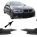 Conjunto Splitters - Lips Frontais BMW Serie 3 E92 / E93 (06-10)