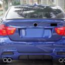 Difusor Traseiro BMW Para Serie 3 E90 E91 Performance (Carro ou Carrinha )